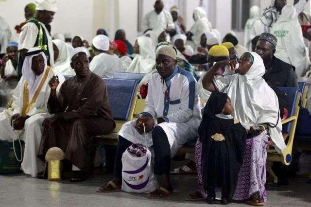 NIGERIAN PILGRIMS MOVE TO MINA, PREPARE FOR ARAFAT DAY