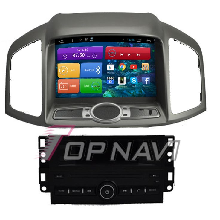 8inch Quad Core Android 6.0 Car GPS for Chevrolet Captiva 2011 2012 2013 2014 Radio Stereo With Mirror Link Maps Wifi,no DVD