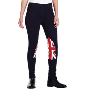 Harry Hall Union Jack Jodhpurs sooooo london 2012 go team GB