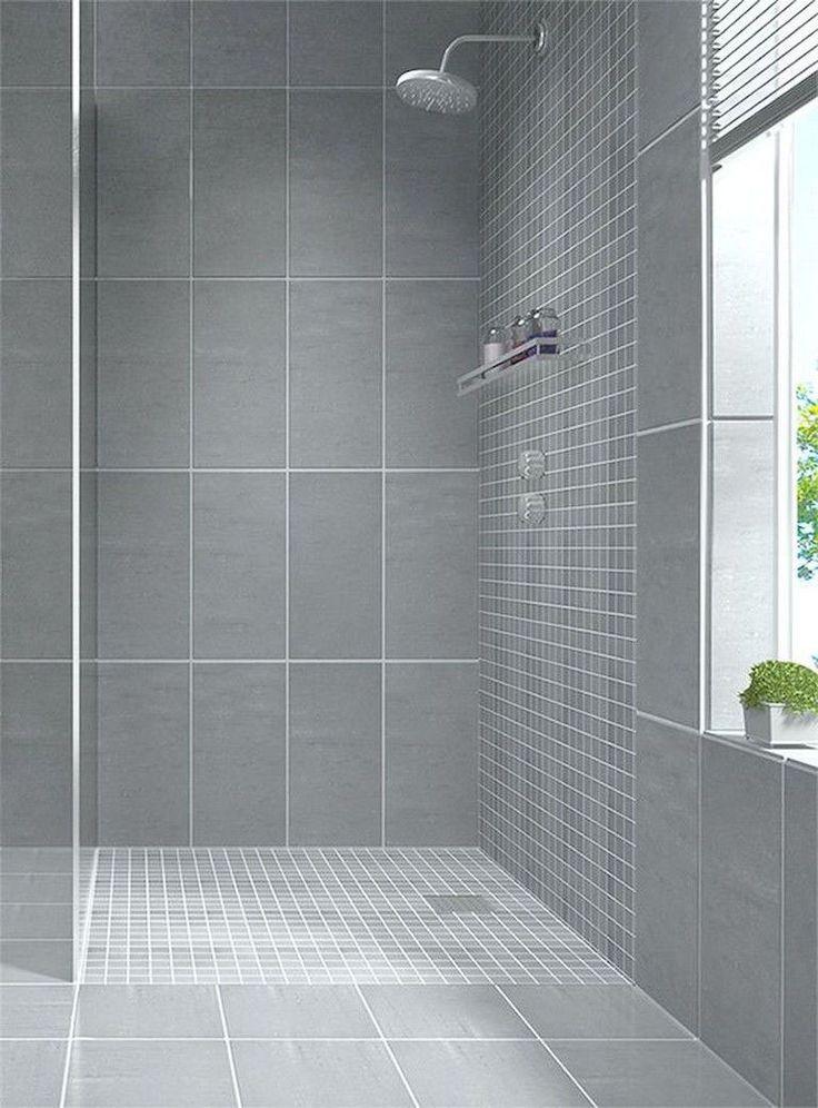 Great Tile Ideas for Small Bathrooms  Bathroom floor tile