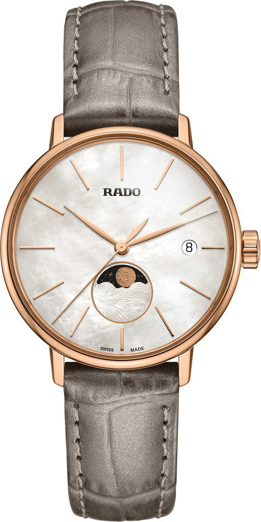 4bf892d82 Pin by Muharip Gazi on SAAT&WATCHS in 2019   Watches, Rado, Classic leather