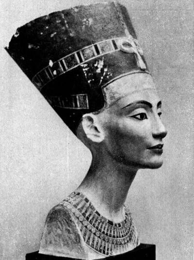 Queen Nefertiti<3 I want to go to Egypt so bad!