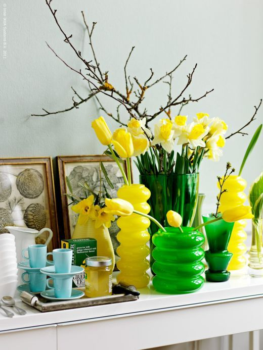 Easter!!!  Ikea's design blog: livethemma.idea.se/inspiration