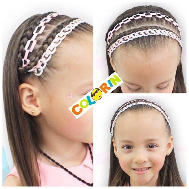 Mañana en #youtube empezamos a hacer #trenzas con #cinta #braids #braid #girls #girl #hair #trenza #colorin #peluqueria #cucuta