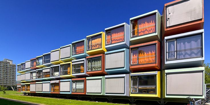 Creative Containers: Architects Transform Portable Storage ...