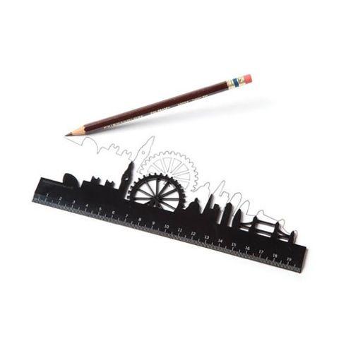 地平線(スカイライン)が描ける定規【Skyline Ruler】|インテリアハック
