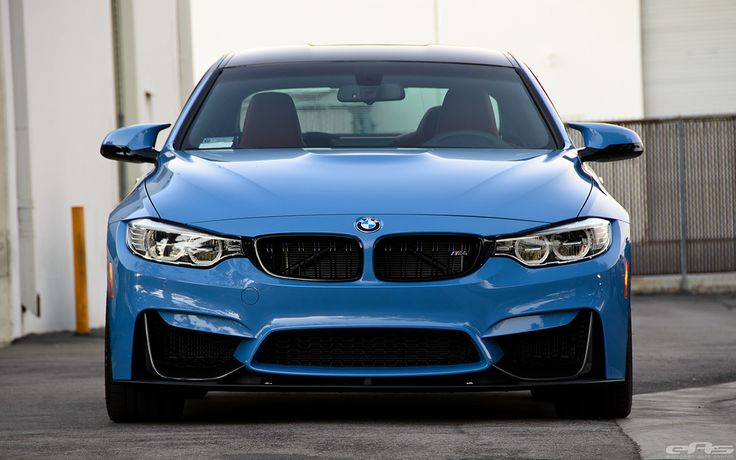 Yas Marina Blue BMW M4 With M-Performance Parts - http://www.bmwblog.com/2014/11/25/yas-marina-blue-bmw-m4-m-performance-parts/