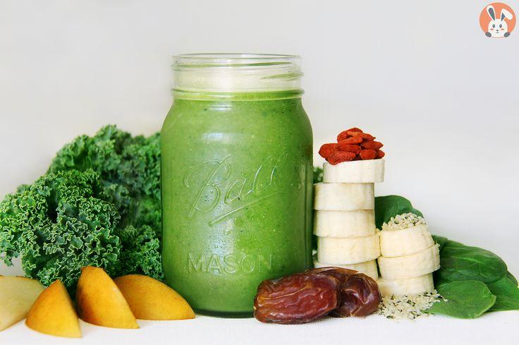 Green Paradise   (#raw #vegan #glutenfree #nongmo #natural #organic) #veganpanacea #rawsmoothie #superfood #superfoodsmoothie