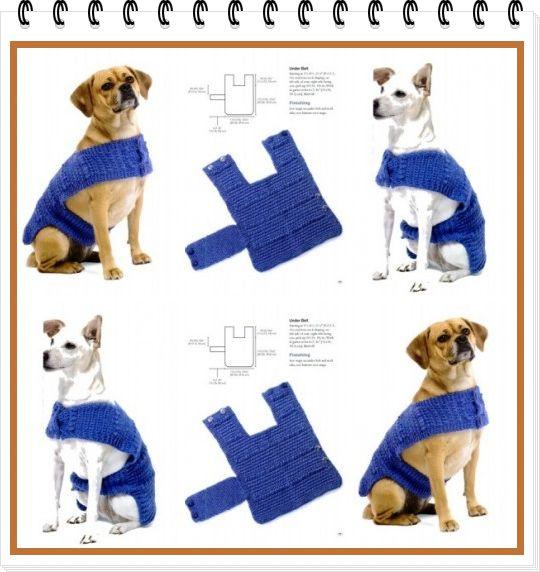 enrHedando: Plantillas y Patrones de Ropa para Mascotas.Perros/Gatos