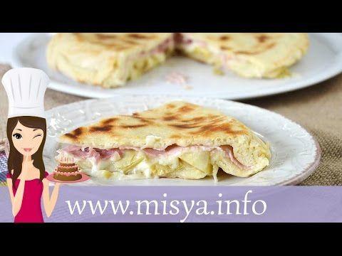 Focaccia in padella, la ricetta di Misya - YouTube