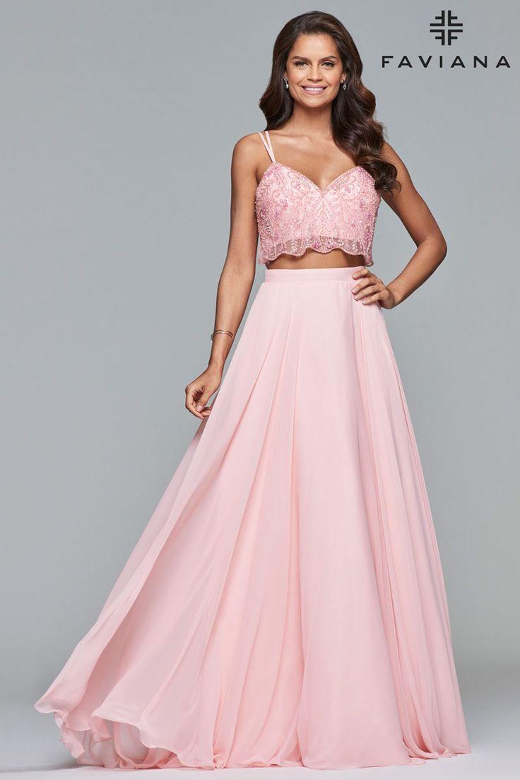 Mejores 372 imágenes de Faviana Dresses en Pinterest   Tiendas de ...