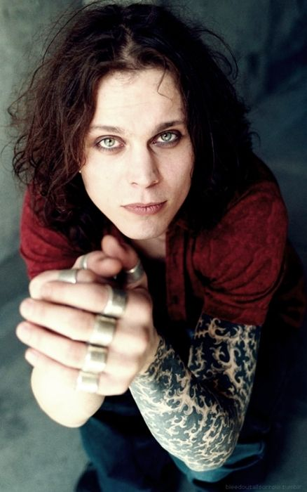 ville valo - officially the prettiest man i've ever seen