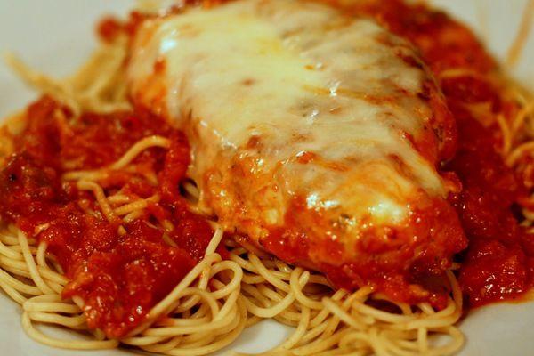 Skillet Chicken Parmesan | Recipes | Pinterest