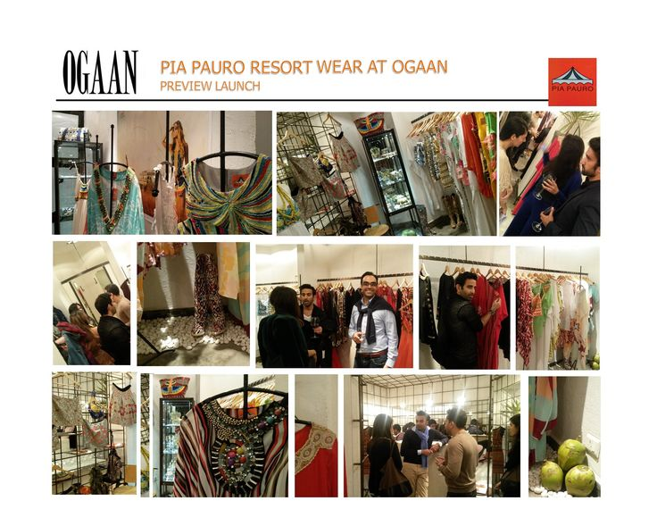 The @piapauro resort wear collection is available at Ogaan, Khan Market until the 10th of December.   #piapauro #fashion #style #design #shopping #beach #beachwear #resortwear #summer #outfit #delhi #ogaan #holiday #summer