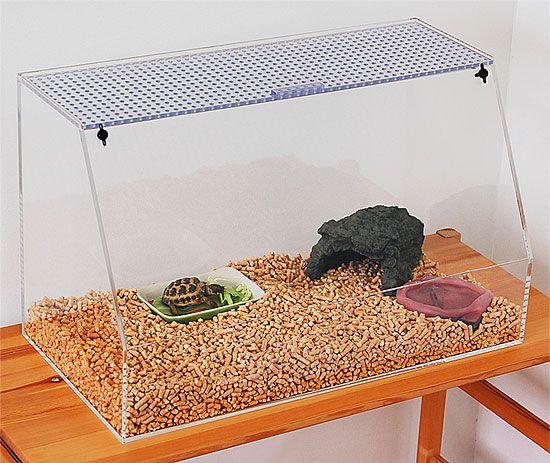 爬虫類ケージ(水槽)メイン