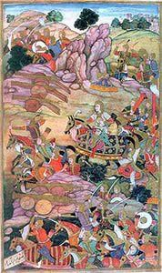 First Battle of Panipat, Lodi Dynasty falls to Babur