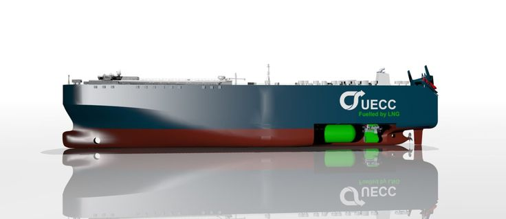 The world's first LNG-fueled pure car and truck carrier has been delivered in China. The vessel, to be named Auto Eco, is owned by United European Car Carriers, which is equally owned by Janan's NYK Line and the Swedish shipping company Wallenius Lines. It was built by Kawasaki Heavy Industries at the NACKS shipyard in Nantong, …