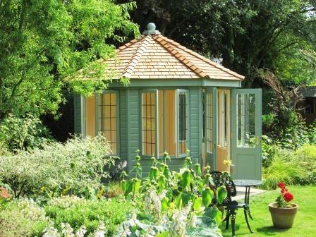 40 best Summerhouses from Crane Garden Buildings images on Pinterest ...