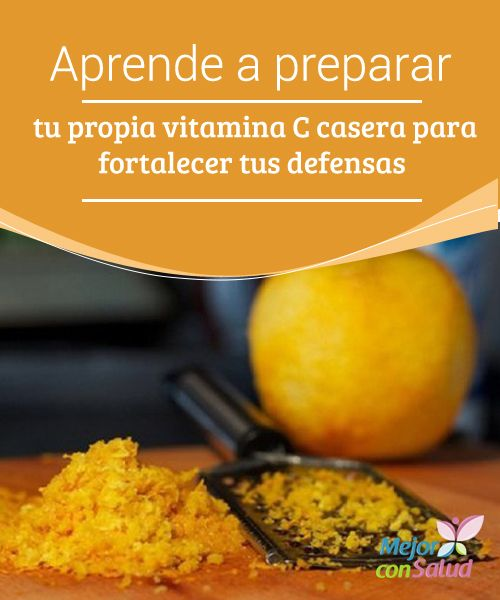 Aprende a preparar tu propia vitamina C casera para fortalecer tus defensas  El ácido ascórbico o vitamina C participa en varias funciones importantes del organismo, como la absorción adecuada del hierro, la síntesis de colágeno y de glóbulos blancos.