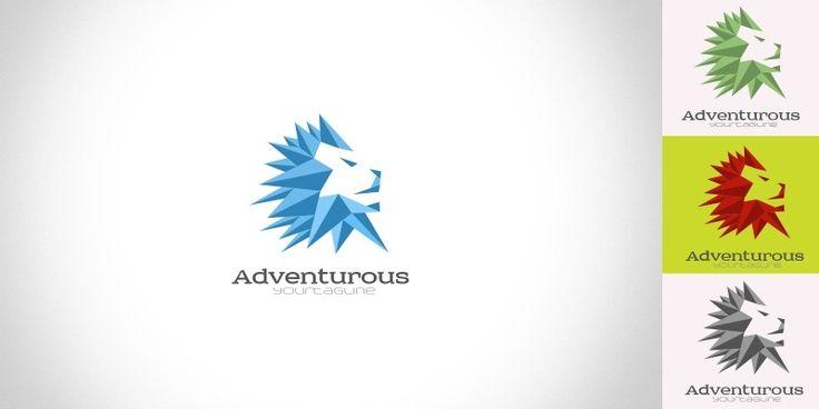 Adventurous - Logo Template