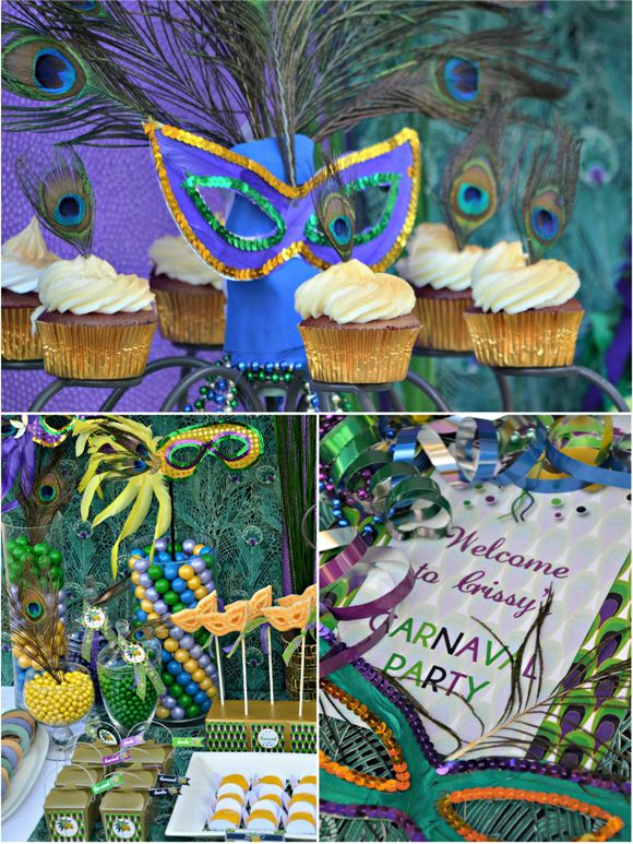 Mardi Gras Party: Brazilian Style CARNAVAL by Bird's PartySt Patrick's Day Rainbow Party with FREE Party Printables! by Bird's Party Chinese New Year Party via Bird's Party #MardiGras #carnaval #Rio #Brazilian #Carnival #RioCarnival #RioCarnaval #PartyIdeas #Festa #Anniversaire #Party #PartySupplies #Pirntables #Food #Favors #printables #samba