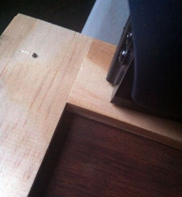 Little Green Notebook: DIY Shaker Style Cabinet Doors