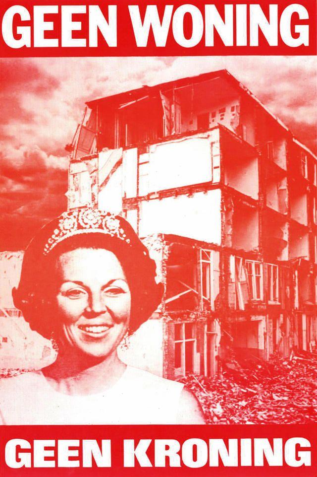 1980 geen woning, geen kroning