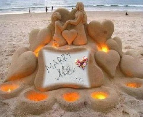 Proponerlo en la Playa...
