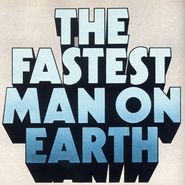 East End Prints - The Fastest Man, £19.95 (http://www.eastendprints.co.uk/the-fastest-man/?page_context=category