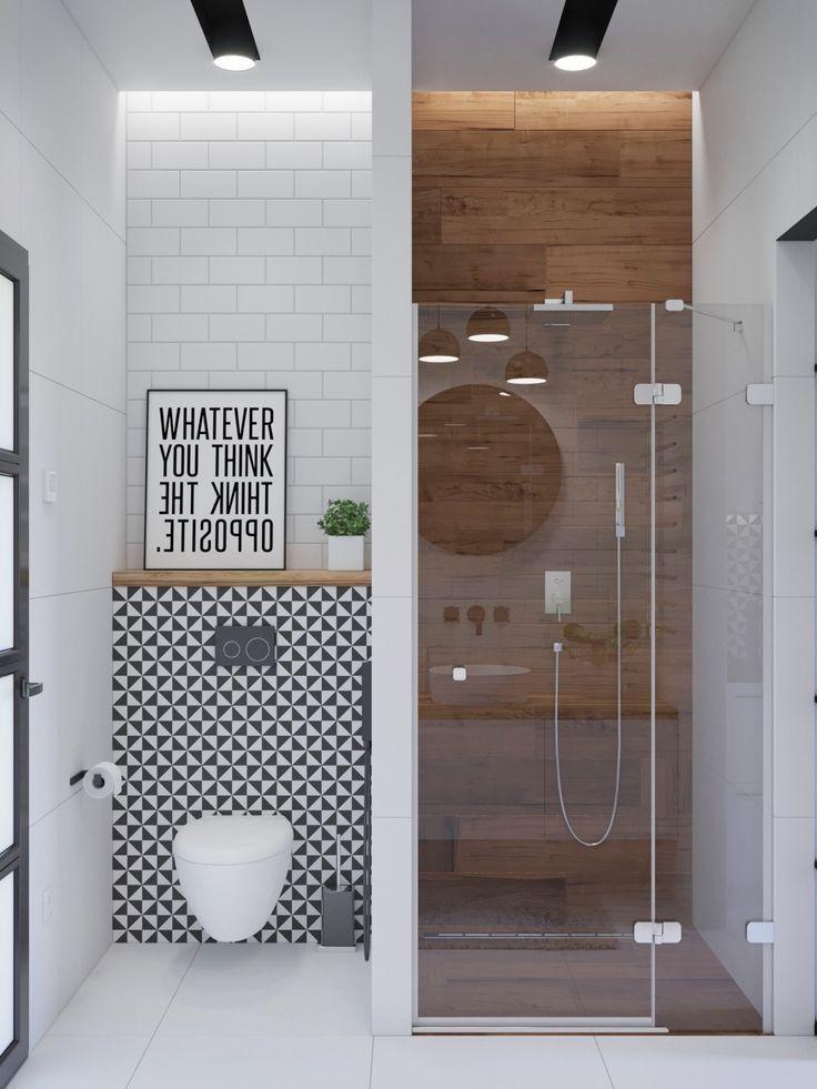 51 Ideen für modernes Badezimmer-Design plus Tipps, wie Sie Ihre Zubehörteile einrichten können – Architecture Designs