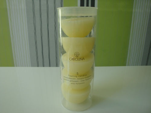 Colony Floating Candles | eBay