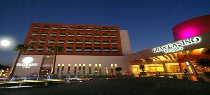 Antay #Casino & Hotel #Copiapo #Chile - #Pinterest-Casinos-About-Chile