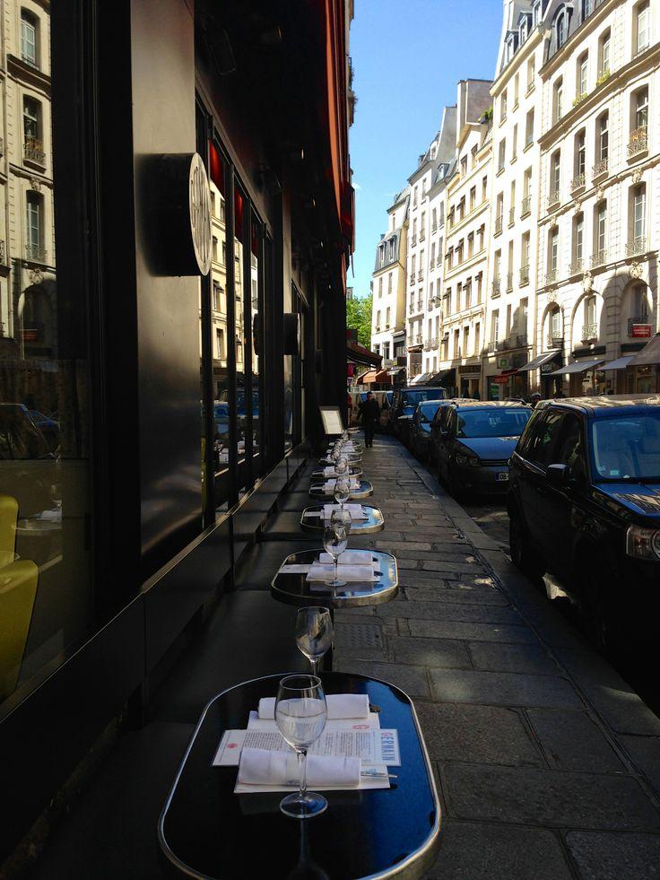 KINSA in Paris - Germain Restaurant
