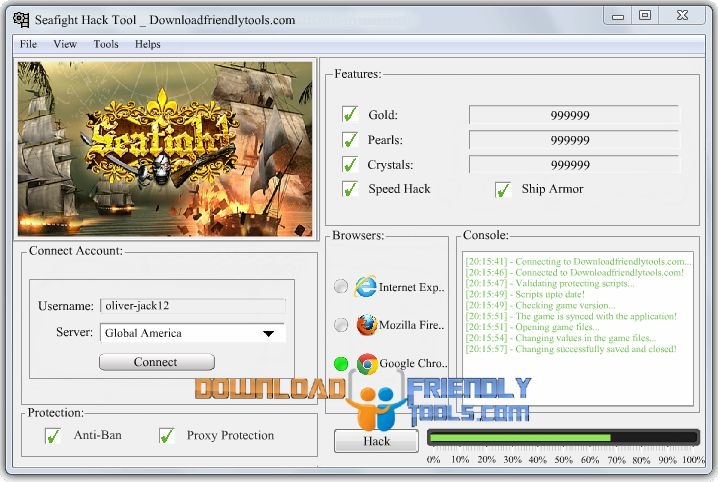 Seafight Cheats Hack Tool 2016 No Survey Free Download http://www.downloadfriendlytools.com/seafight-hack-tool-2016-no-survey/