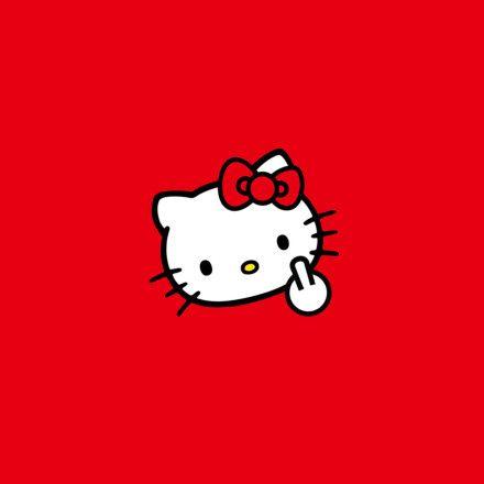 [Hello Kitty radical]