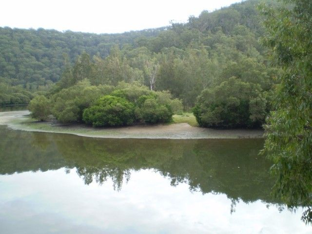 Top ten camping spots from Sydney - Berowa creek