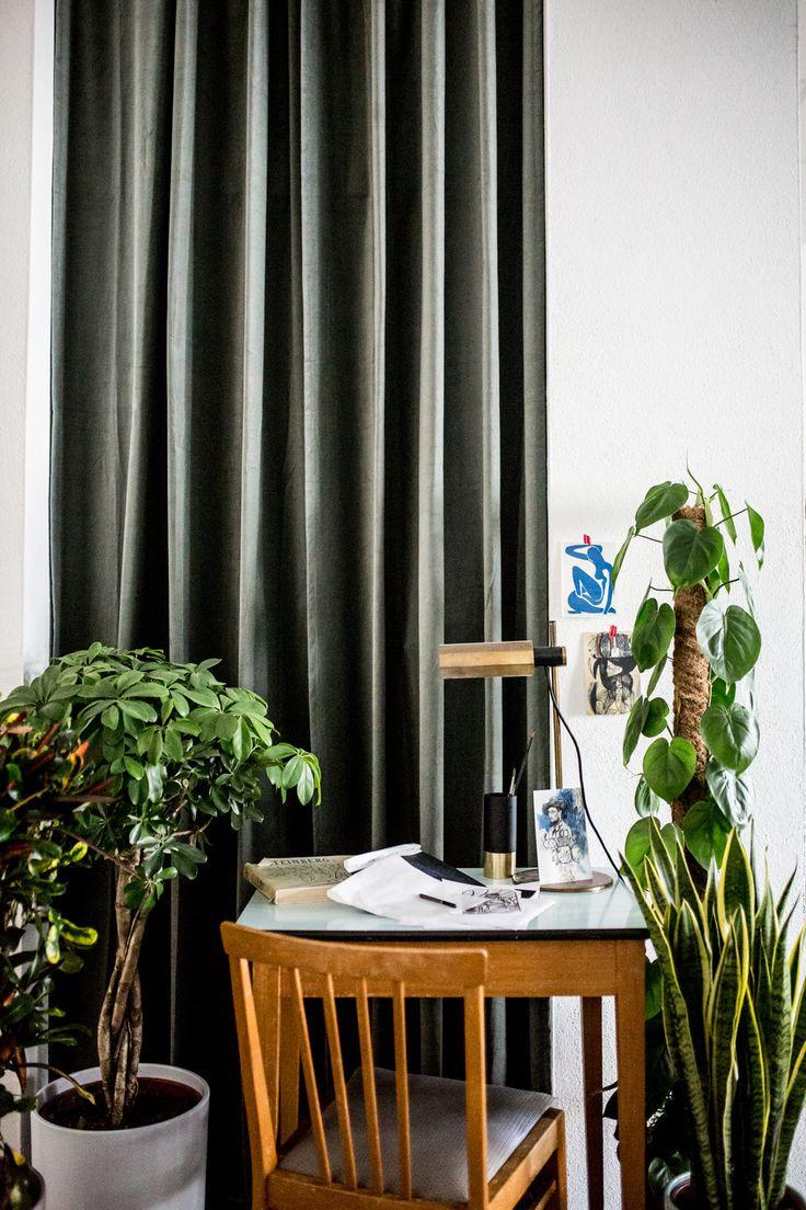 die besten 25 pflanzen f rs b ro ideen auf pinterest. Black Bedroom Furniture Sets. Home Design Ideas