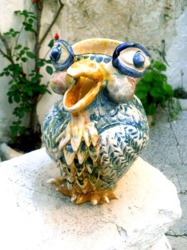 Becco fino  di Ceramiche Robustella.    Lo trovi qua: http://www.clipit.it/product/scheda/119