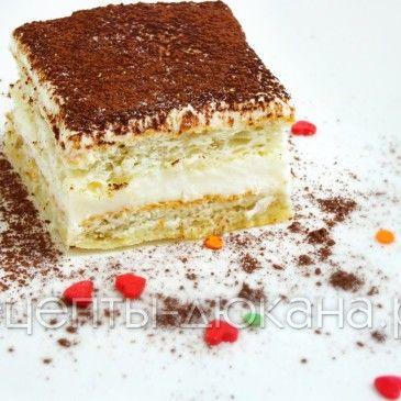 Торт по Дюкану «Наслаждение»
