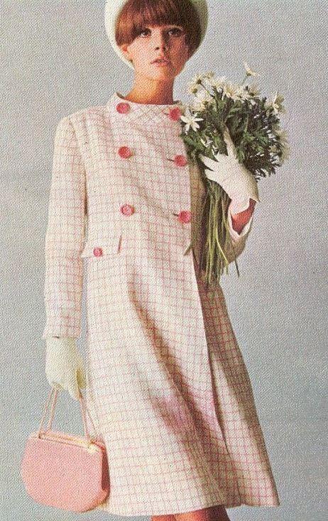 Sweet. 60s Fashion.