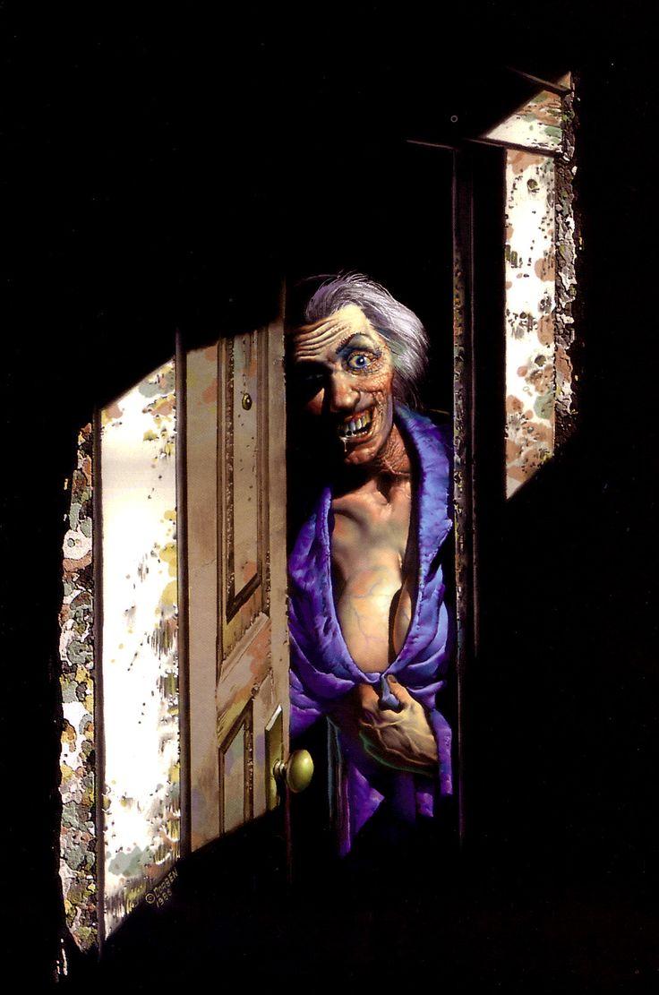 1986 Lusty Granny