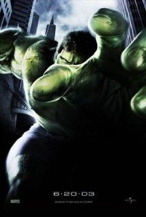 Bruce Banner, a genetics researcher with a tragic past, suffers an accident that causes him to transform into a raging green monster when he gets angry.