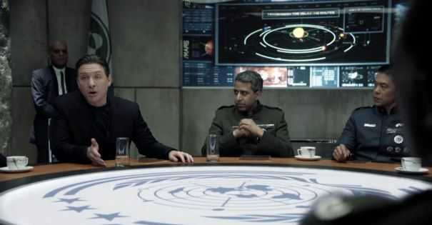 Space Drama The Expanse Acquired By Netflix [ALL]