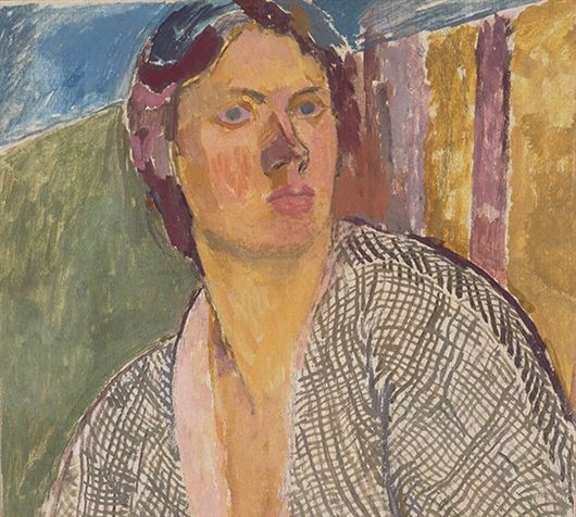 Major Vanessa Bell Exhibition at Dulwich Picture Gallery in 2017