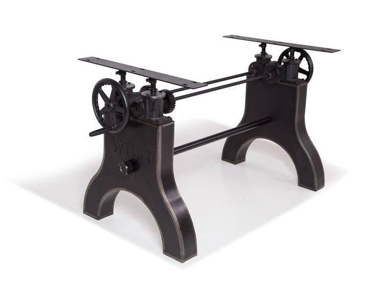 Tischgestell WIEN Esstischgestell Gestell Untergestell höhenverstellbar 110 cm in Möbel & Wohnen, Möbel, Tische | eBay!