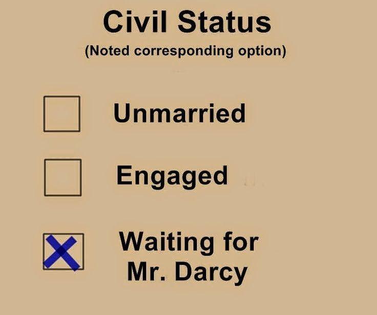 Esperando por Mr. Darcy ♡