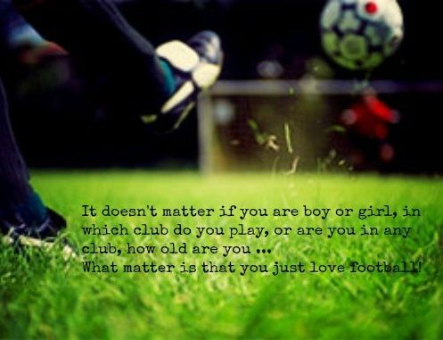 love soccer quotes quotes pinterest plays soccer
