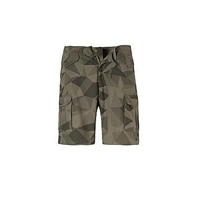 $28, Olive Camouflage Shorts: Jacamo Modern Camouflage Shorts. Sold by Jacamo. Click for more info: https://lookastic.com/men/shop_items/51907/redirect