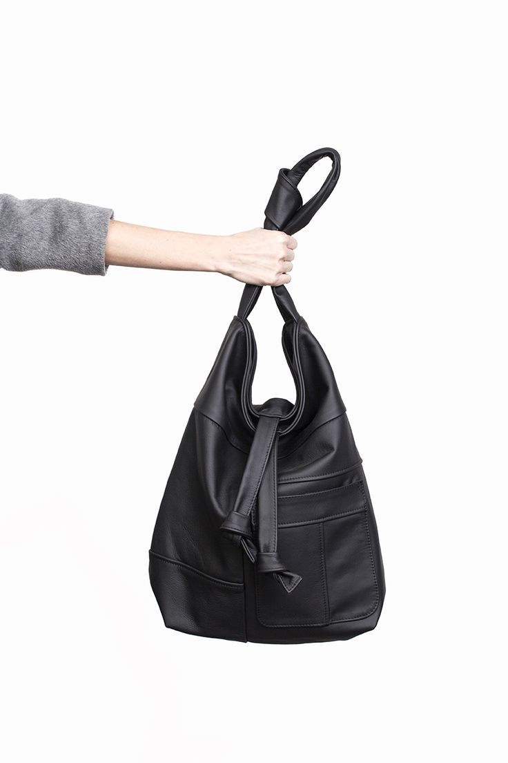 #bagsbylenka WILLA BLACK / www.bagsbylenka.com