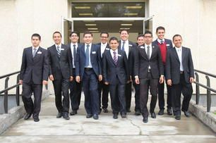 MEXICO CITY, Mexico  The final class of approximately 650 students graduated from Benemerito de las Americas, an LDS Church-owned high school in